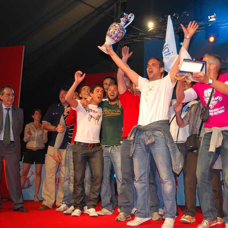Evento sportivo a Roma