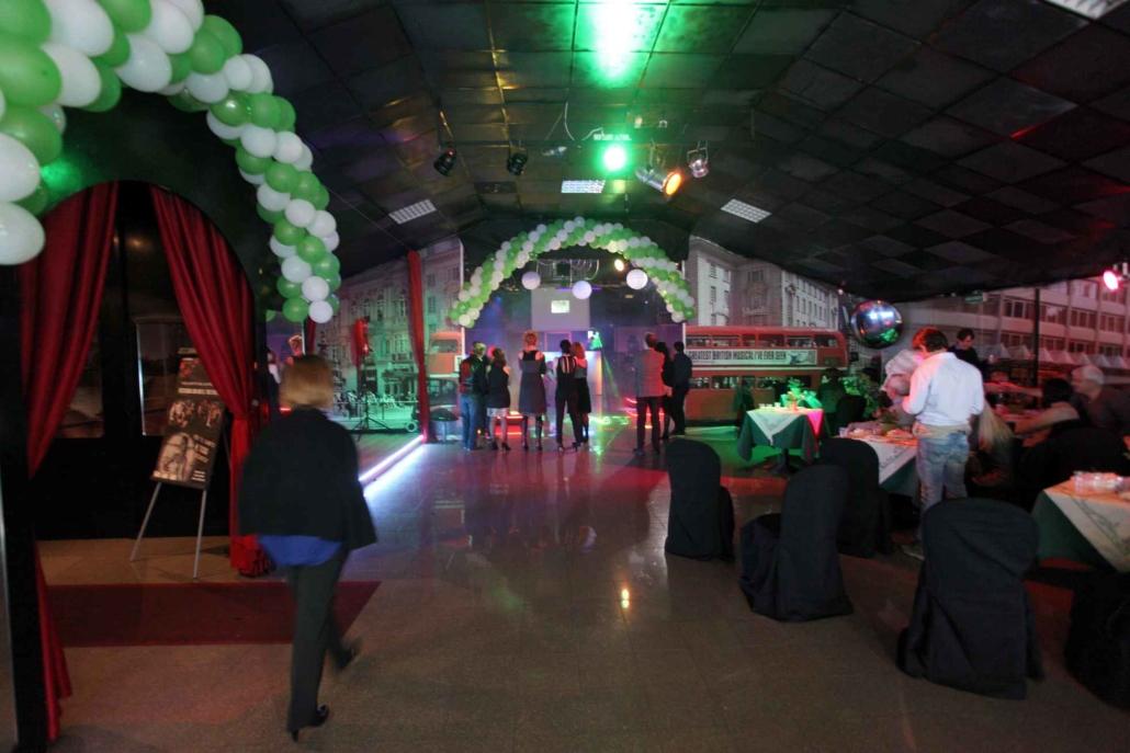 Il Disco Club pronto per la tua festa di compleanno