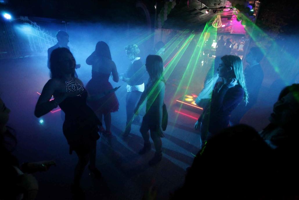 Organizza la tua festa di 50 anni a Roma al Disco Club